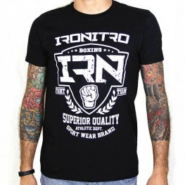 T-Shirt IRONITRO Boxing Supreme